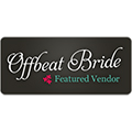 Off beat bride featured member